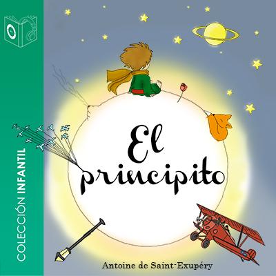 Audiolibro El principito de Antoine de St. Exupéry