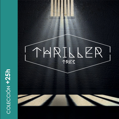 Audiolibro + 25 H THRILLER III