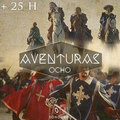 Audiolibro AVENTURAS 8