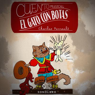 Audiolibro El gato con botas de Charles Perrault