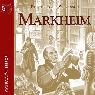Audiolibro Markheim de Robert Louis Stevenson