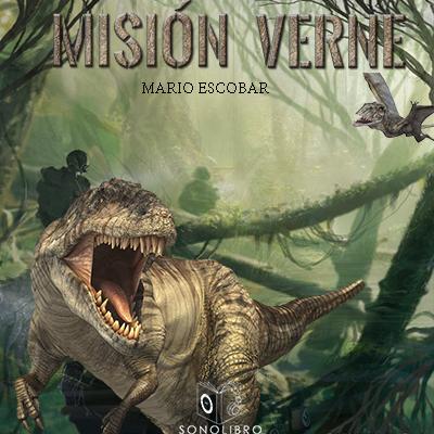 Audiolibro Misión Verne de Mario Escobar