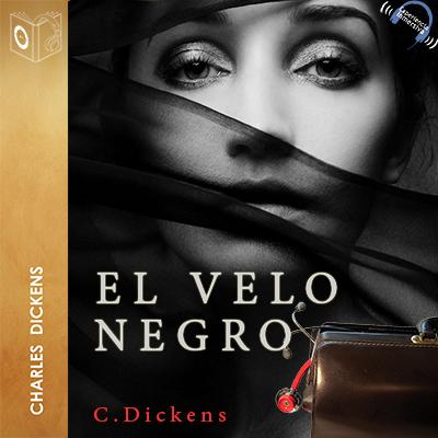 Audiolibro El velo negro de Charles Dickens