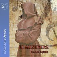 Audiolibro El Miserere