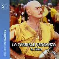 Audiolibro La terrible venganza