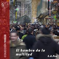 Audiolibro El hombre de la multitud