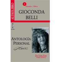 Audiolibro Antología personal Gioconda Belli