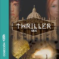 Audiolibro + 25 H THRILLER VI