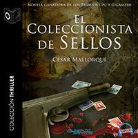 Audiolibro El coleccionista de sellos