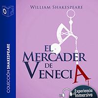 Audiolibro El mercader de Venecia