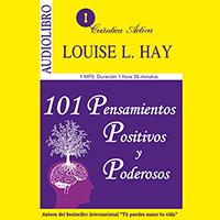 Audiolibro 101 pensamientos positivos y poderosos