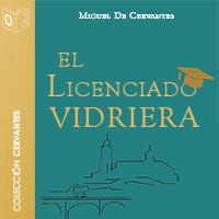 Audiolibro El licenciado vidriera