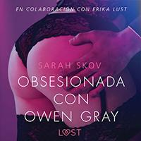 Audiolibro Obsesionada con Owen Gray