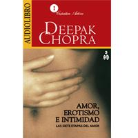 Audiolibro Amor, erotismo e intimidad