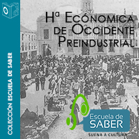 Audiolibro Hria económica de Occidente