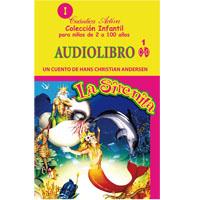Audiolibro La sirenita