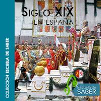 Audiolibro Historia del siglo XIX en España