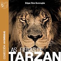 Audiolibro Las fieras de Tarzán - 1er Cap