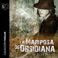 Audiolibro La mariposa de obsidiana