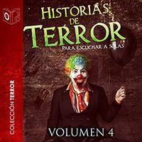 Audiolibro Historias de terror - IV