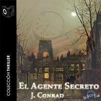 Audiolibro El agente secreto