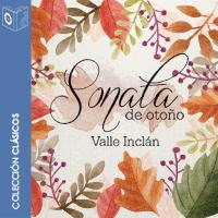 Audiolibro Sonata de otoño