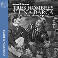 Audiolibro Tres hombres y una barca