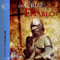 Audiolibro La cruz del diablo