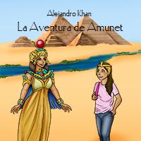 Audiolibro La aventura de Amunet