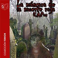 Audiolibro La máscara de la muerte roja