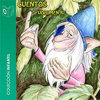 Audiolibro CUENTOS VOLUMEN IV