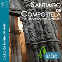 Audiolibro Santiago de Compostela