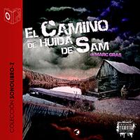 Audiolibro El camino de huida de Sam