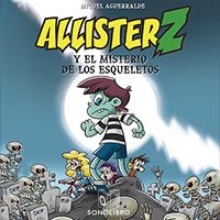 Audiolibro Allister Z