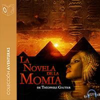 Audiolibro La novela de la momia