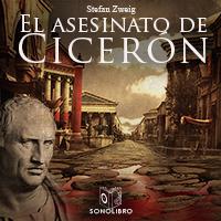 Audiolibro El asesinato de Cicerón
