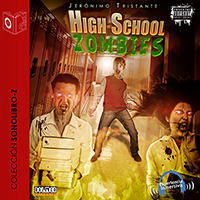Audiolibro High School Zombies