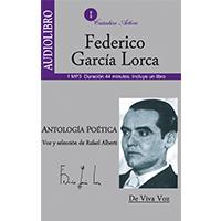 Audiolibro Antología Poética