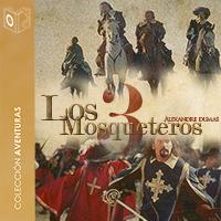 Audiolibro Los 3 mosqueteros - 1er Cap