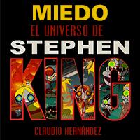 Audiolibro Miedo, el universo de Stephen King