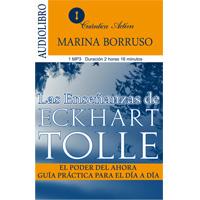 Audiolibro Las enseñanzas de Eckhart Tolle