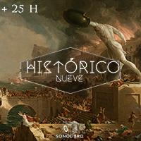 25 H HISTÓRICO IX