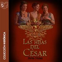 Audiolibro Las hijas del César