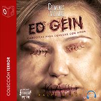 Audiolibro Cabecitas para guardar con amor: Ed Gein