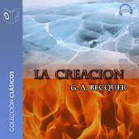 Audiolibro La Creación