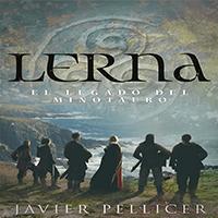 Audiolibro Lerna, el legado del minotauro