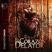Audiolibro El corazón delator