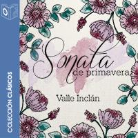 Audiolibro Sonata de primavera