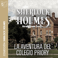 Audiolibro La aventura del colegio Priory