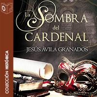 Audiolibro La sombra del cardenal